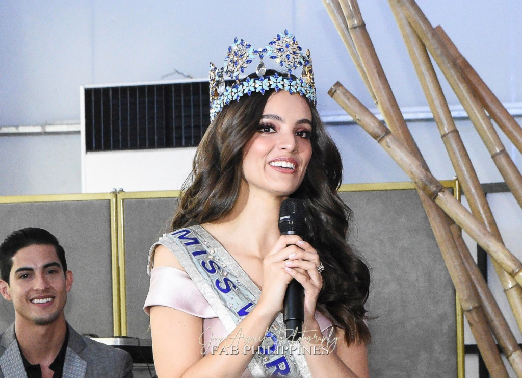 Official Thread of Miss World 2018 ® Vanessa Ponce De León - MEXICO - Page 6 67769310
