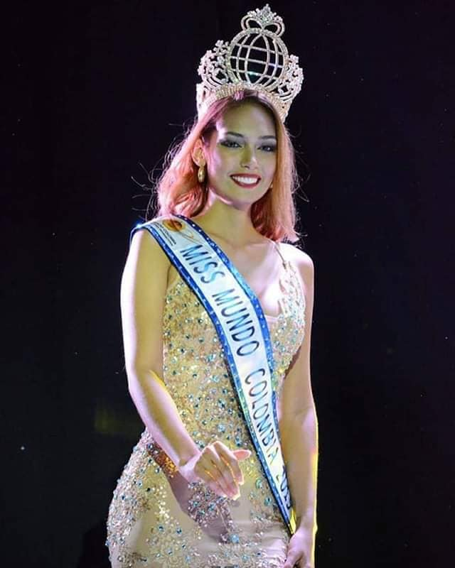 ★★★★★ ROAD TO MISS WORLD 2019 ★★★★★ - Page 2 67804010