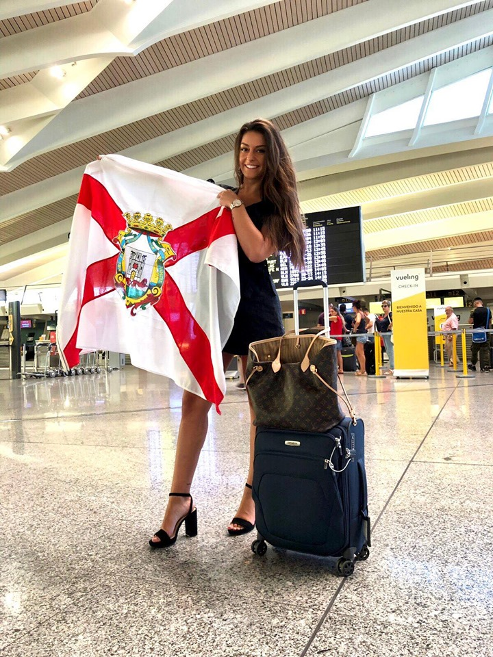 Road to MISS WORLD SPAIN 2019 - Page 3 67925111