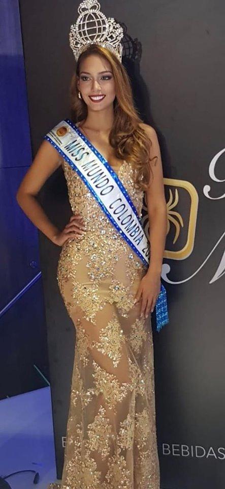 Sara Arteaga Franco (COLOMBIA 2019) 68590610