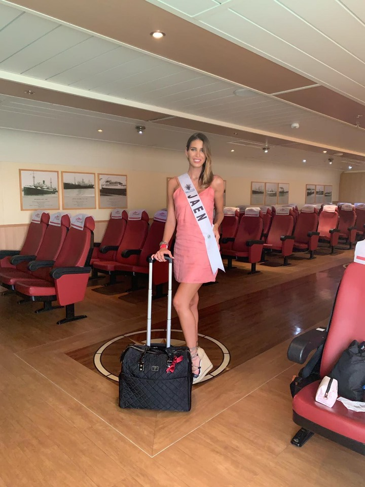 Road to MISS WORLD SPAIN 2019 - Page 3 68703010
