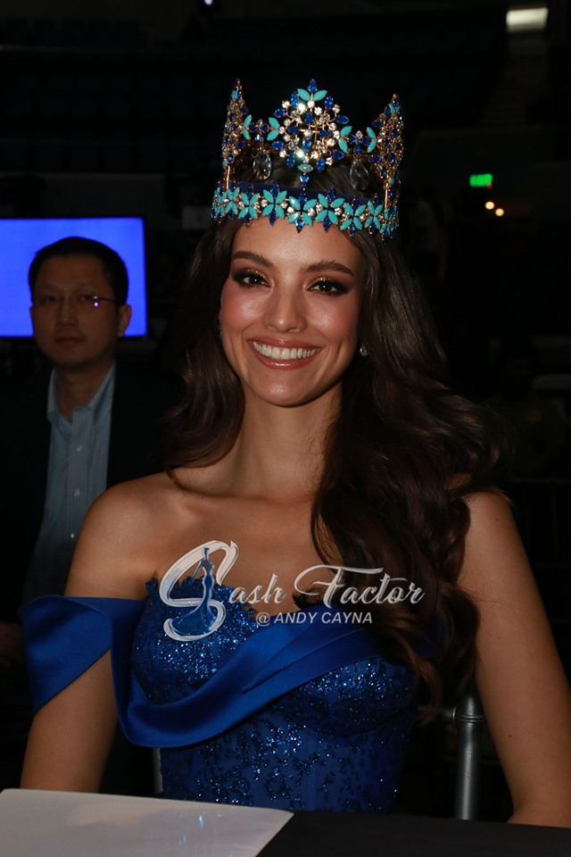 Official Thread of Miss World 2018 ® Vanessa Ponce De León - MEXICO - Page 7 68883510