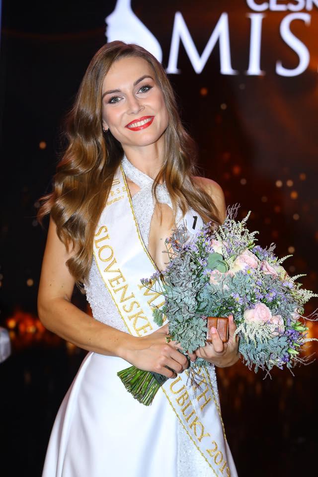 MISS UNIVERSE SLOVAKIA 2019! - UPDATE! - Page 2 68960410