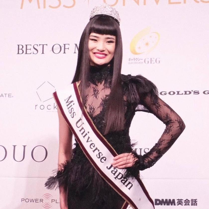 Road to MISS UNIVERSE JAPAN 2O19 - Page 4 69181010
