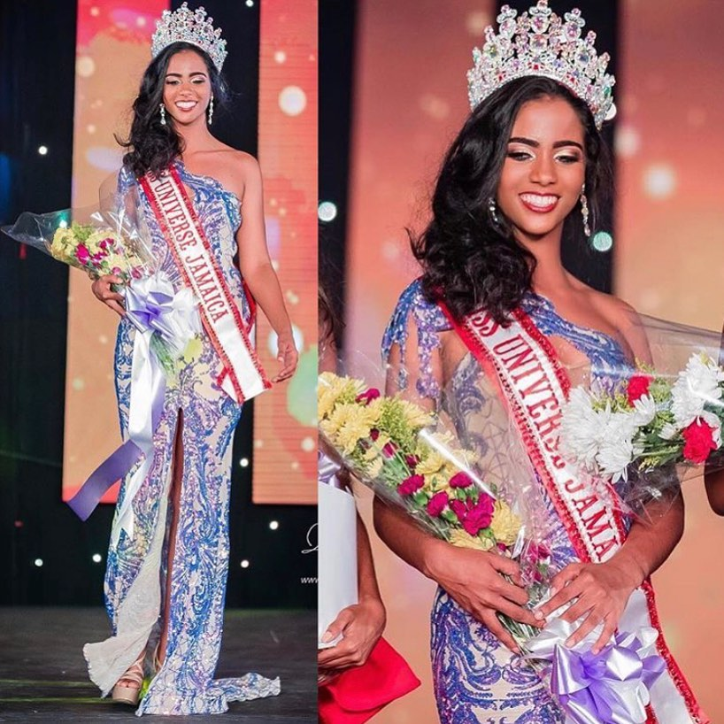 Iana Tickle Garcia (JAMAICA 2019) 69312410