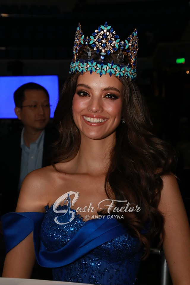 Official Thread of Miss World 2018 ® Vanessa Ponce De León - MEXICO - Page 7 69342010