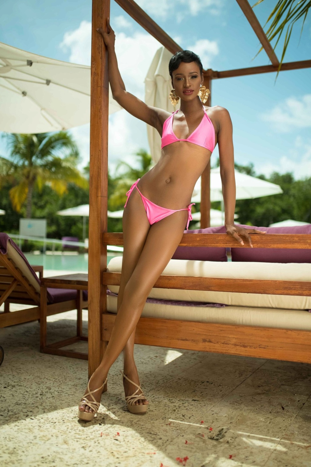 Round 20th : Miss Universe Jamaica 2019 69649910