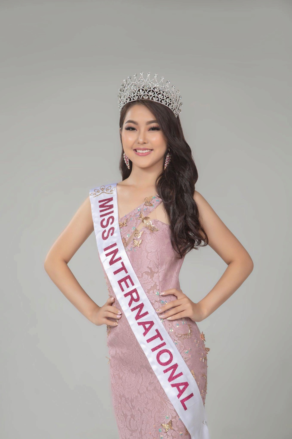 ***Road to Miss International 2019- OFFICIAL COVERAGE  (12 November)*** - Official photos p.11 - Page 2 69700310