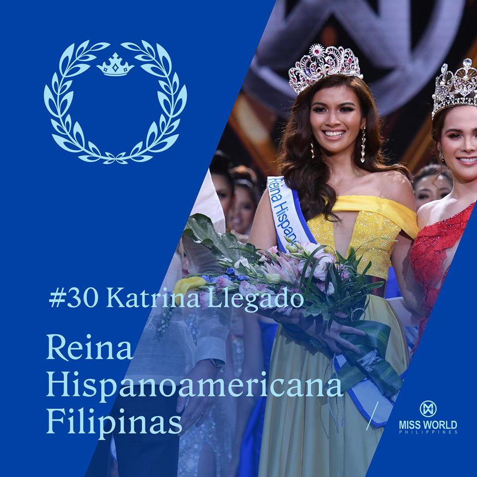 Reina Hispanoamericana Filipinas 2019: Katrina Llegado 69974010