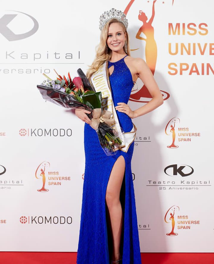 Road to MISS UNIVERSE SPAIN 2019 70501911