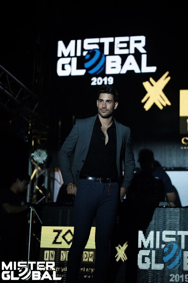 The Official thread of MISTER GLOBAL 2018: DARIO DUQUE OF USA - Page 3 70585611