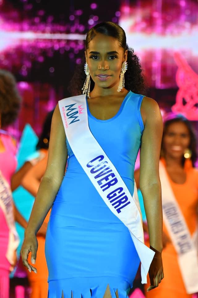 Toni-Ann Singh (JAMAICA 2019) 70618011