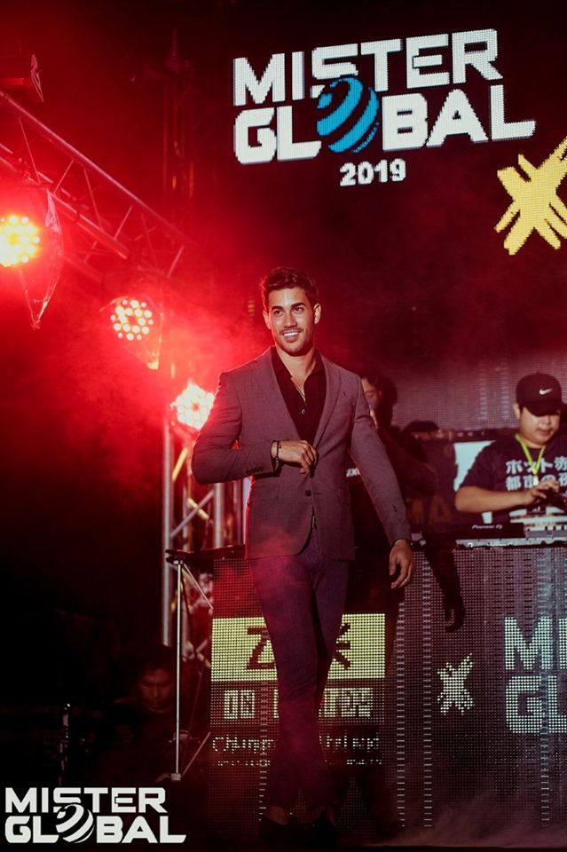 The Official thread of MISTER GLOBAL 2018: DARIO DUQUE OF USA - Page 3 70769810