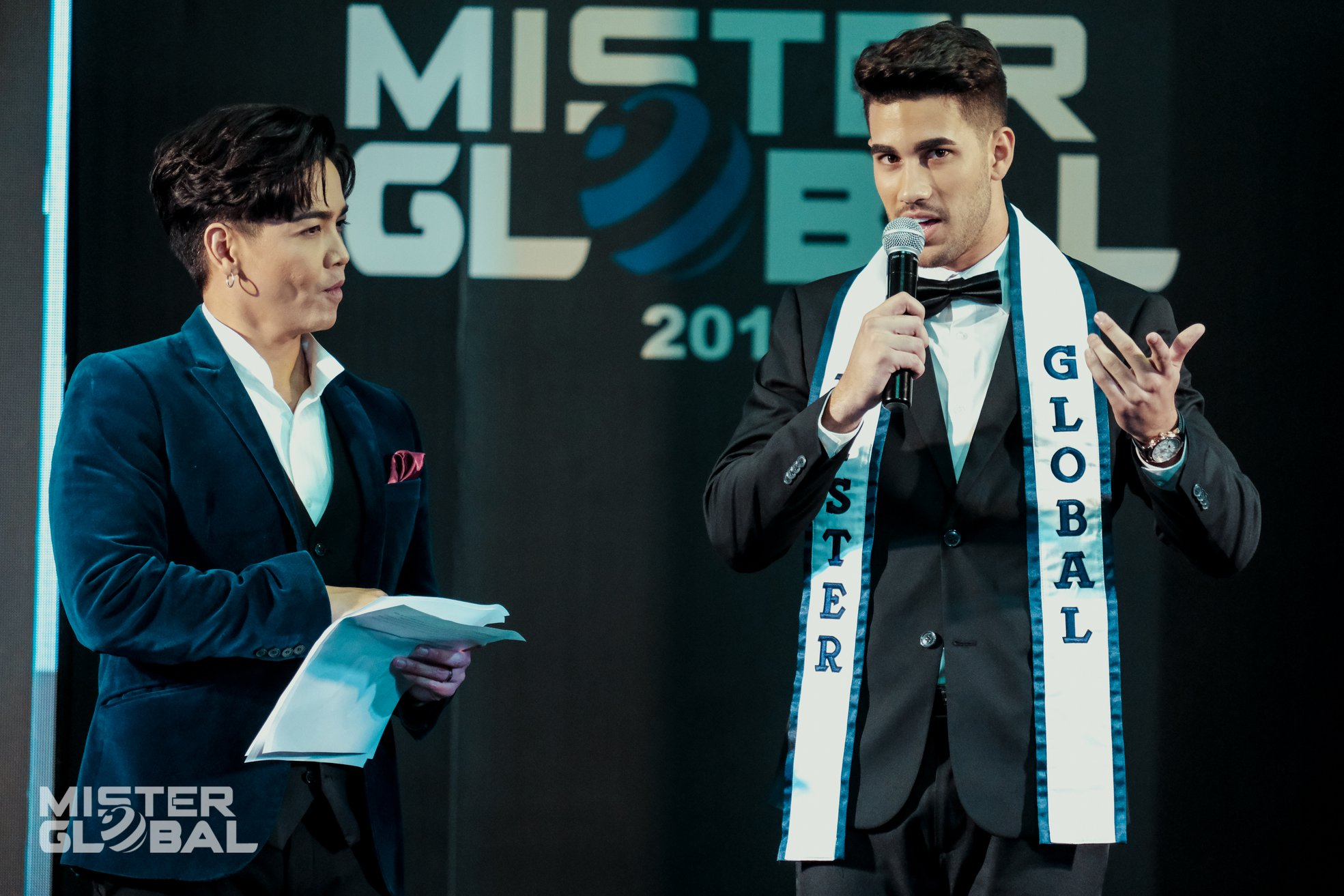 The Official thread of MISTER GLOBAL 2018: DARIO DUQUE OF USA - Page 3 70811610