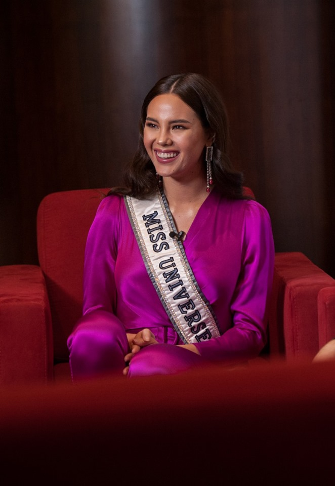 ♔ The Official Thread of MISS UNIVERSE® 2018 Catriona Gray of Philippines ♔ - Page 20 70828910