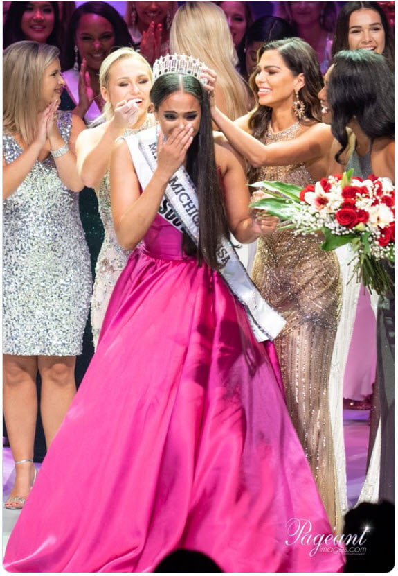 ROAD TO MISS USA 2020 70878611