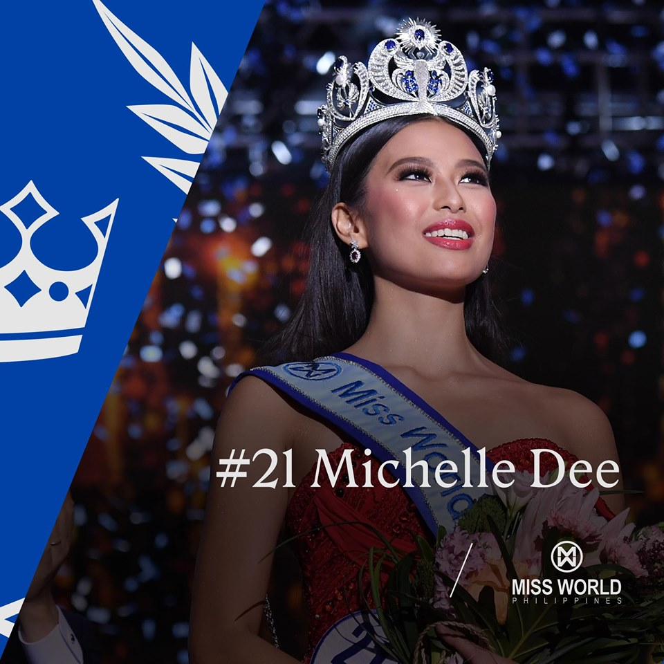 Miss World Philippines 2019: Michelle Dee  70884011