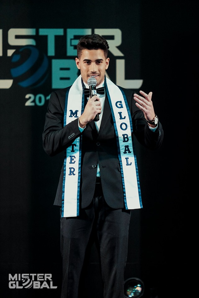 The Official thread of MISTER GLOBAL 2018: DARIO DUQUE OF USA - Page 3 70966210