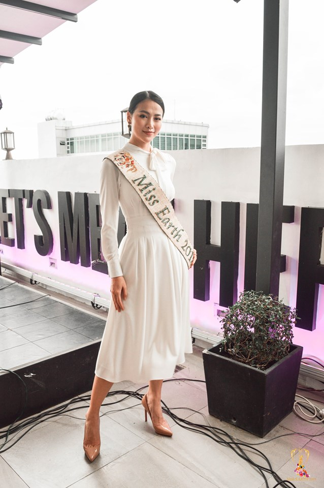 ** Official Thread of Miss Earth 2018-Phuong Khanh Nguyen from VIETNAM** - Page 7 71032112