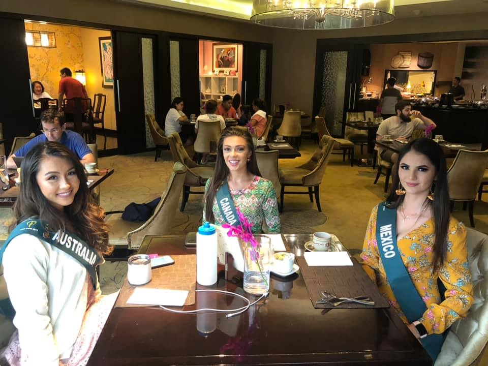 Road to MISS EARTH 2019 - COVERAGE - Page 5 71225110