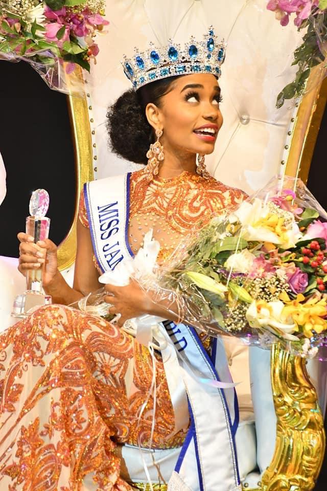 Toni-Ann Singh (JAMAICA 2019) 71242910