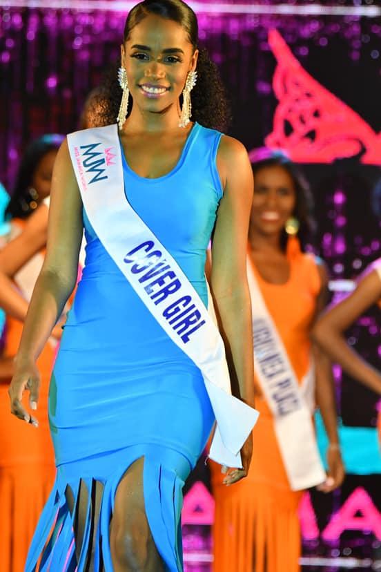 Toni-Ann Singh (JAMAICA 2019) 71322010