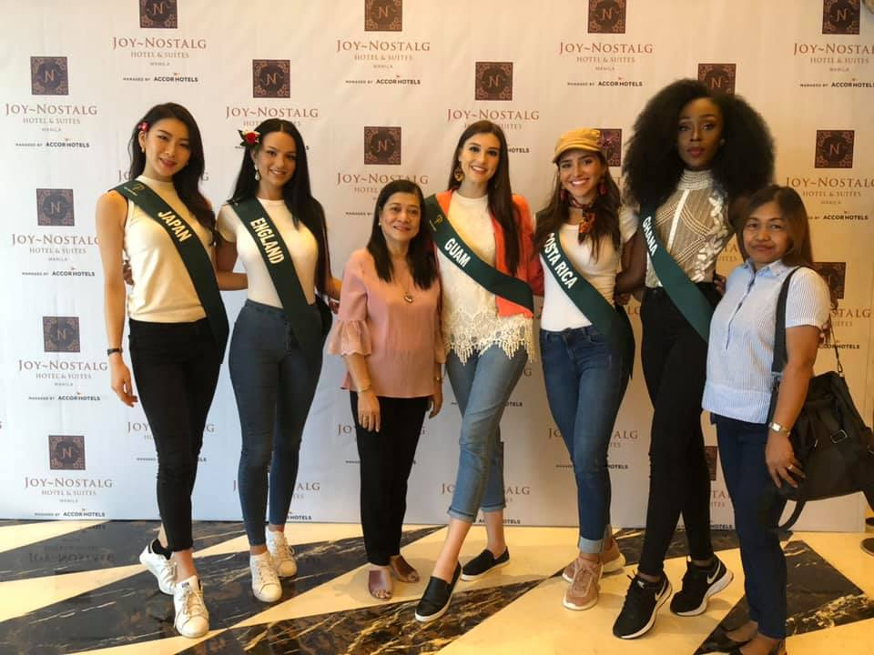Road to MISS EARTH 2019 - COVERAGE - Page 5 71539610