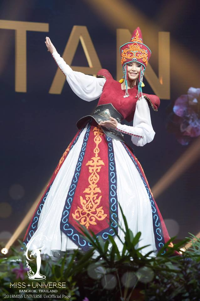 Miss Universe 2018 @ NATIONAL COSTUMES - Photos and video added - Page 6 7166