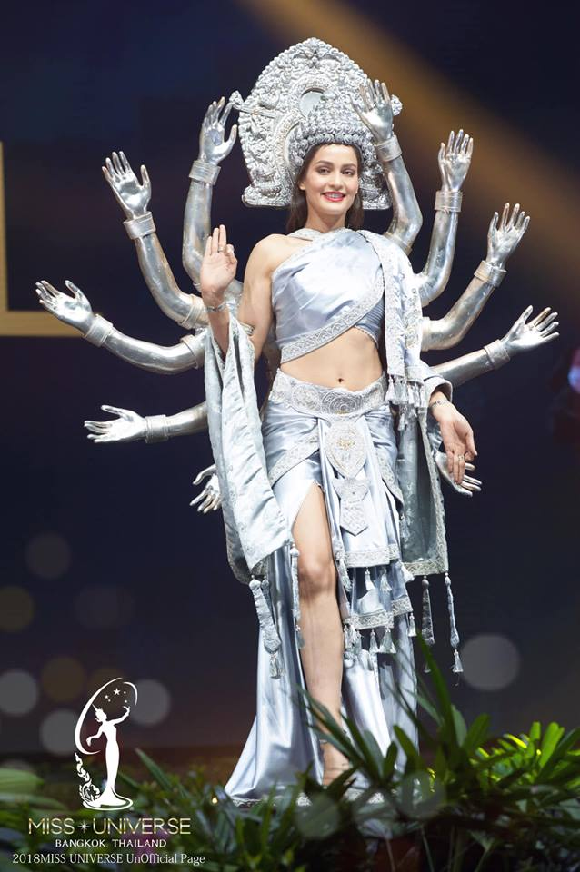 Miss Universe 2018 @ NATIONAL COSTUMES - Photos and video added - Page 6 7167