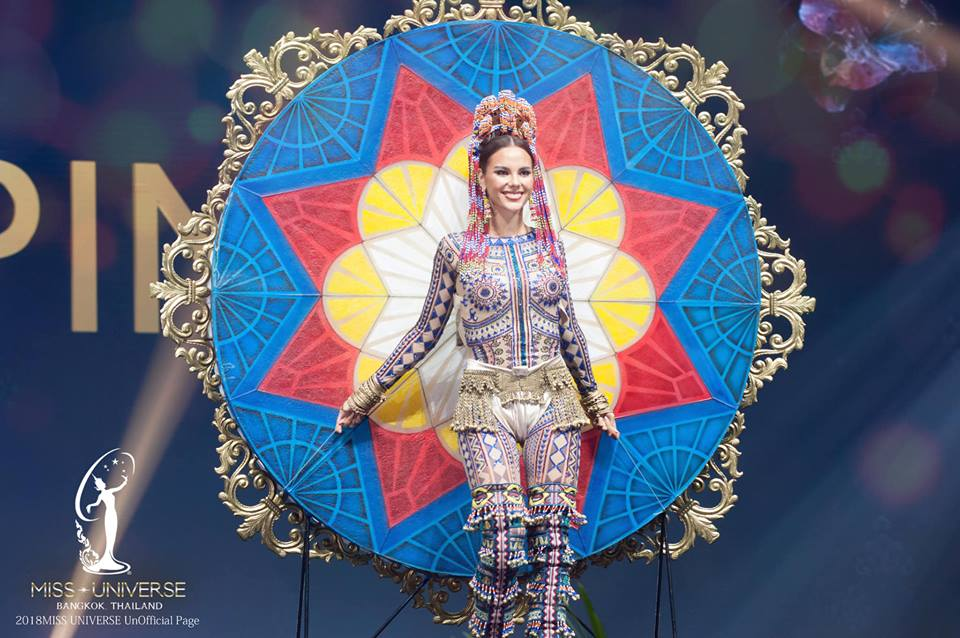 Miss Universe 2018 @ NATIONAL COSTUMES - Photos and video added - Page 6 7168