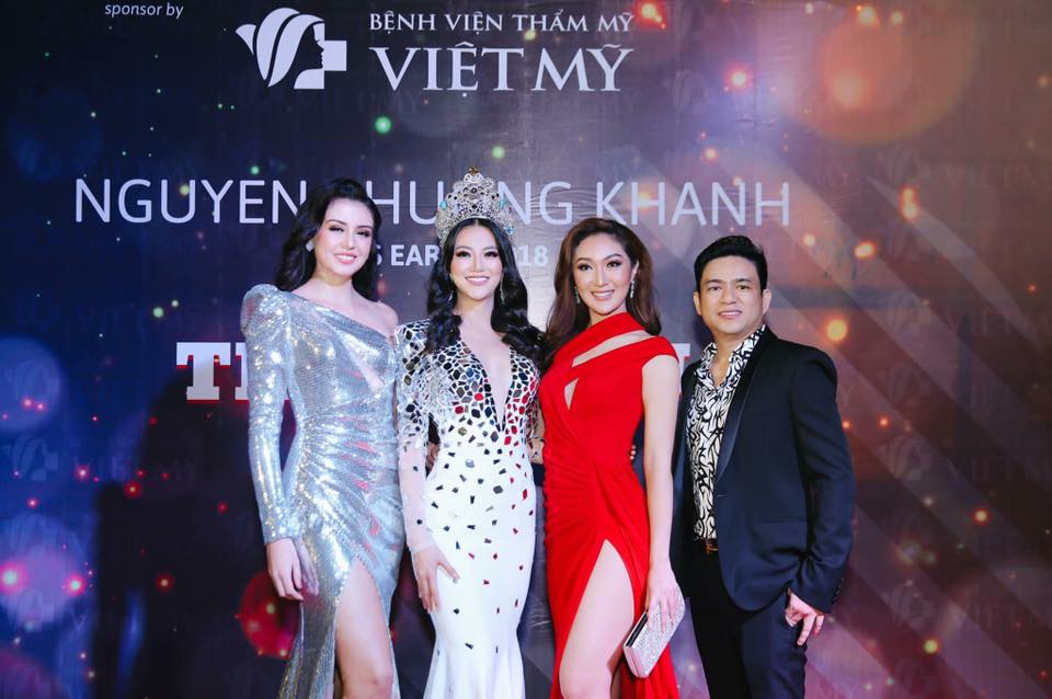 ** Official Thread of Miss Earth 2018-Phuong Khanh Nguyen from VIETNAM** - Page 3 7171