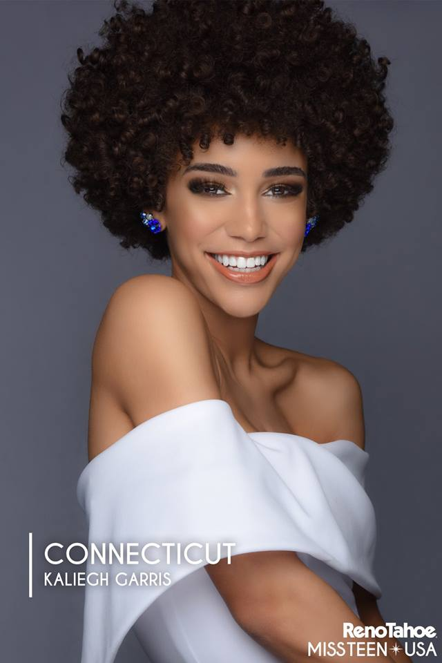 MISS TEEN USA 2019: Kaleigh Garris of CONNECTICUT 7206