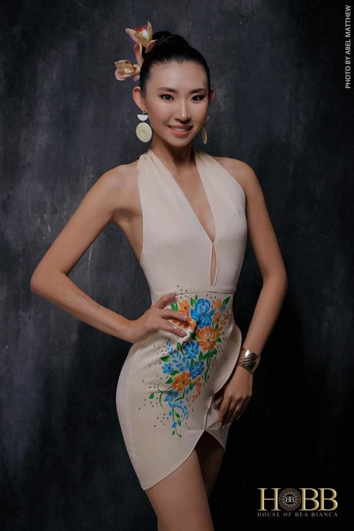 Wentian Hu (CHINA 2019) 72182410
