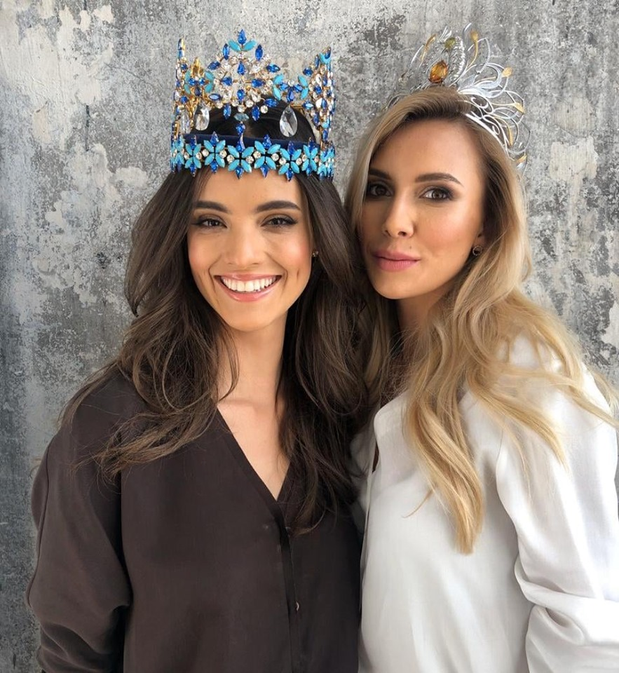 Official Thread of Miss World 2018 ® Vanessa Ponce De León - MEXICO - Page 8 72787911