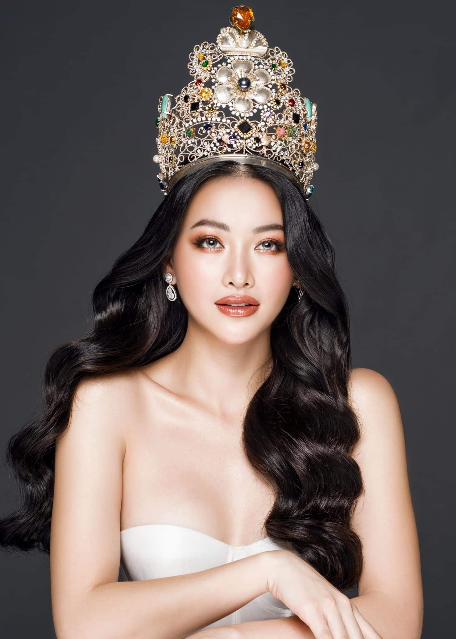** Official Thread of Miss Earth 2018-Phuong Khanh Nguyen from VIETNAM** - Page 8 72938811