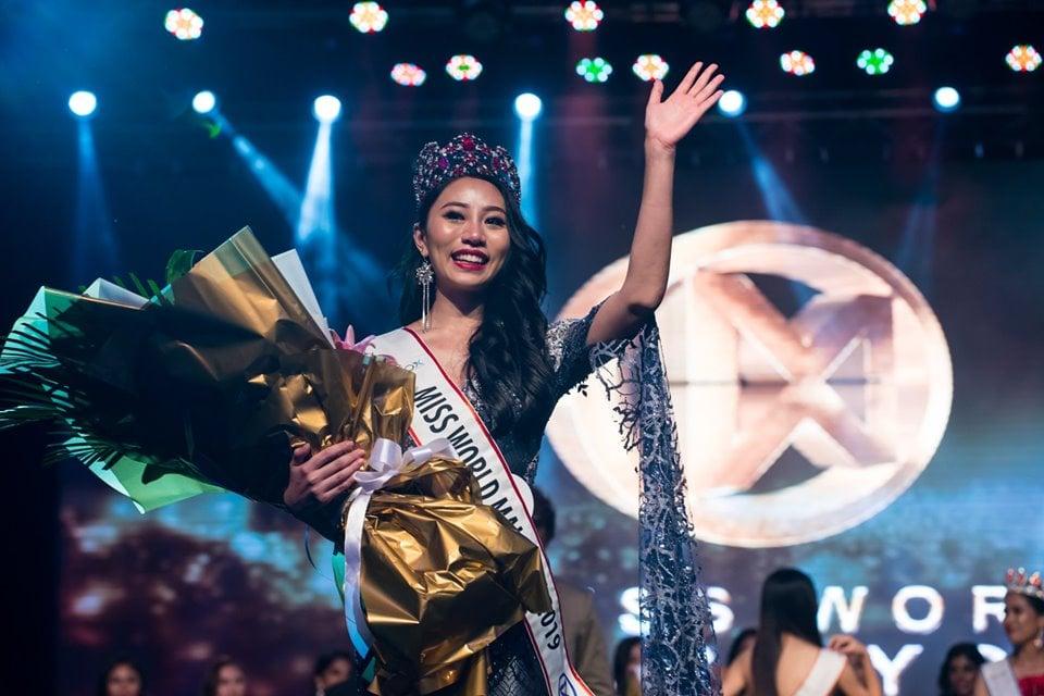 Alexis SueAnn Seow Su-Yin (MALAYSIA 2019) 73016910