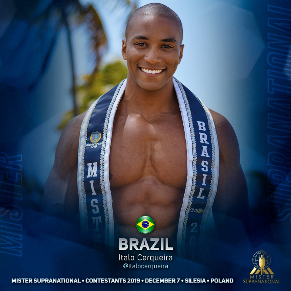ROAD TO MISTER SUPRANATIONAL 2019 - OFFICIAL COVERAGE 73028110