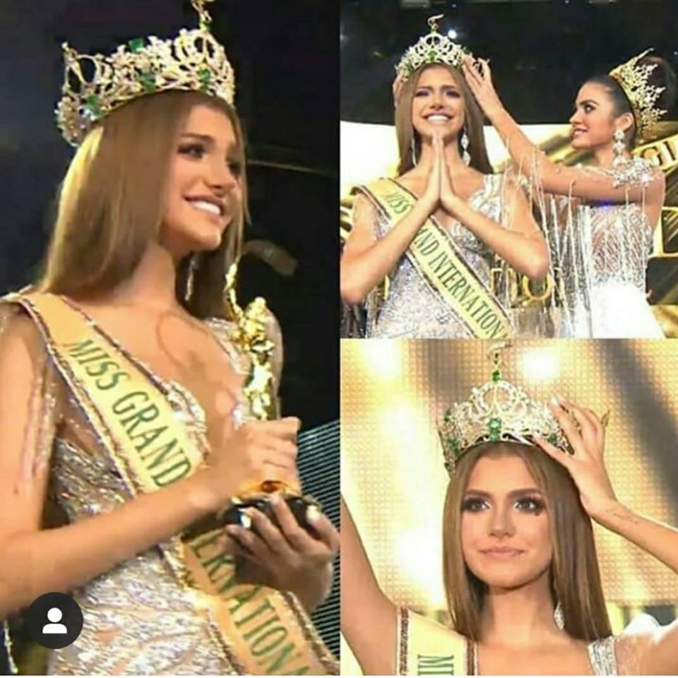 Official Thread of MISS GRAND INTERNATIONAL 2019 - Lourdes Valentina Figuera - VENEZUELA 73085010