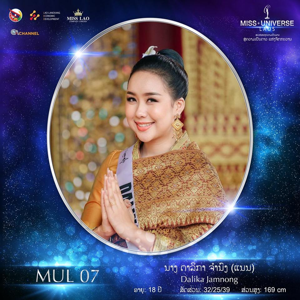 Miss Universe LAOS 2019 7396