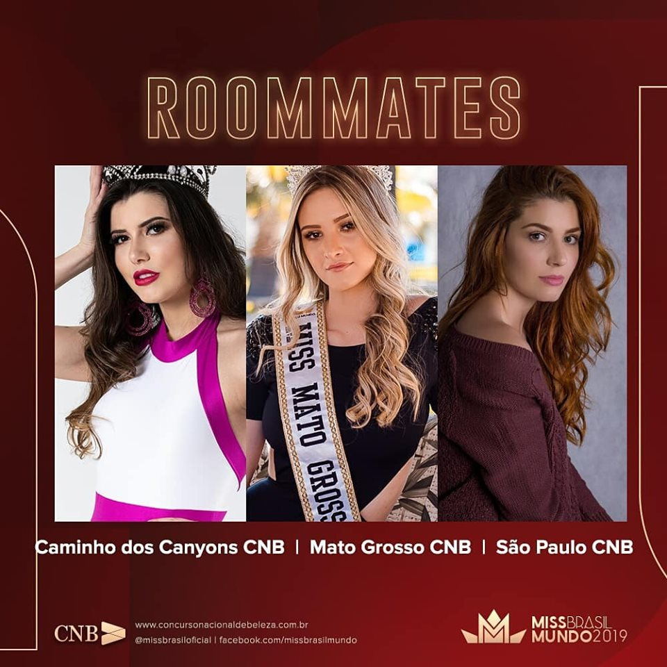 ROAD TO MISS BRASIL MUNDO 2019 is Espírito Santo 7403