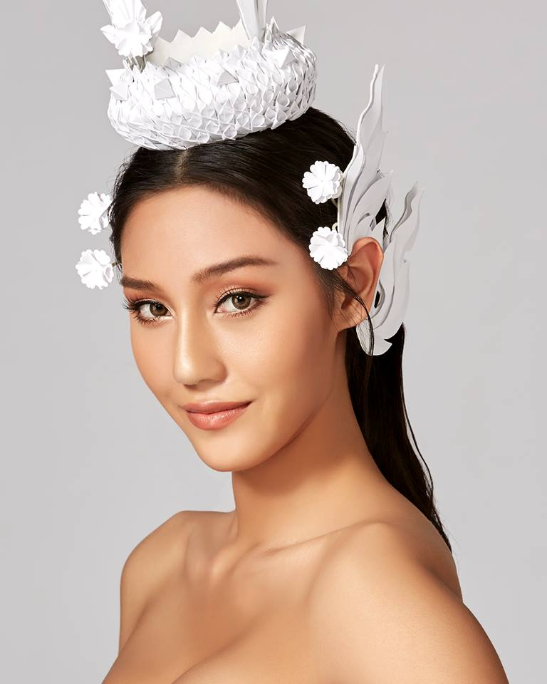 Round 39th : Miss Thailand World 2018 757