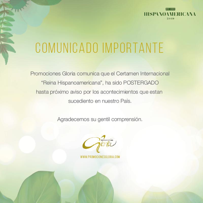 Reina Hispanoamericana 2019/2020 76710910