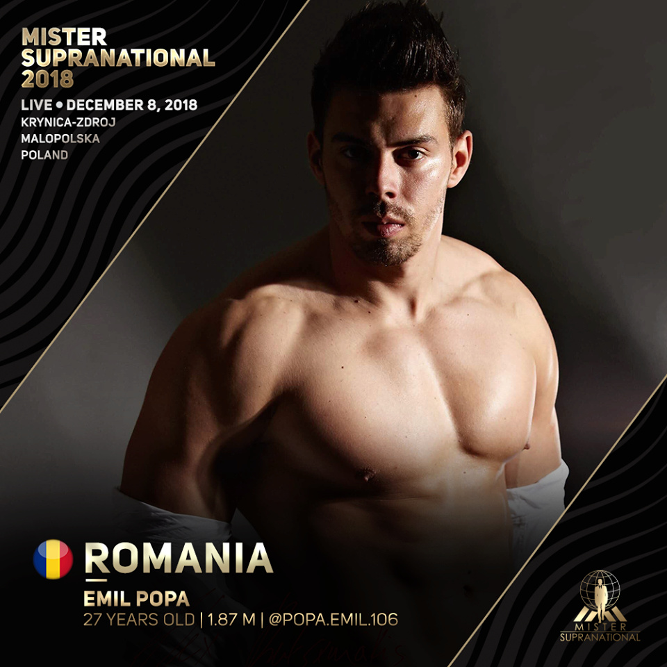 *** Road to MISTER SUPRANATIONAL 2018 is INDIA*** - Page 2 8101