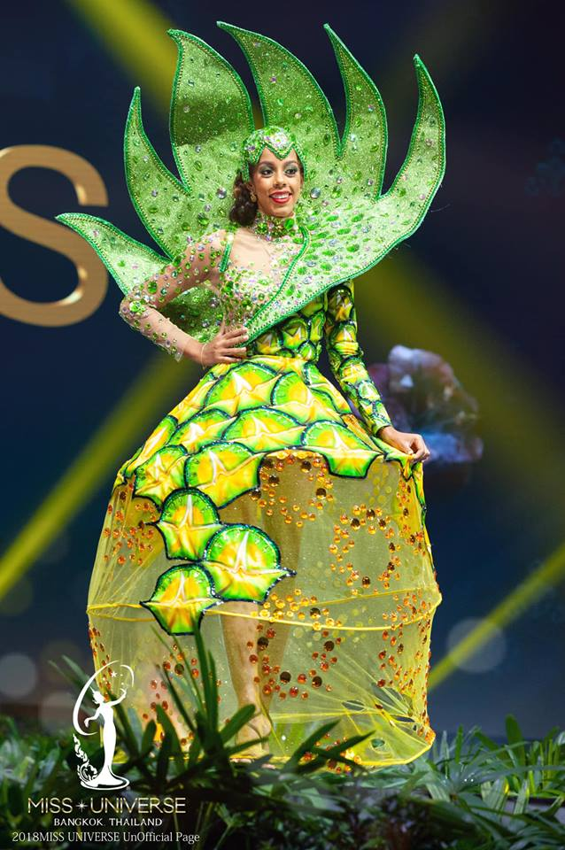 Miss Universe 2018 @ NATIONAL COSTUMES - Photos and video added - Page 6 8127