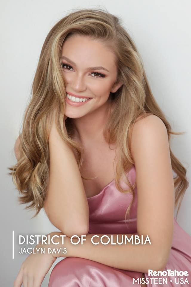 MISS TEEN USA 2019 - FINALS! 8165