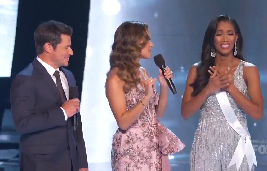 LIVE STREAM: MISS USA 2019 - UPDATES HERE! - Page 2 8177