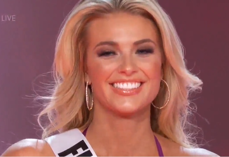 LIVE STREAM: MISS USA 2019 - UPDATES HERE! - Page 2 8179
