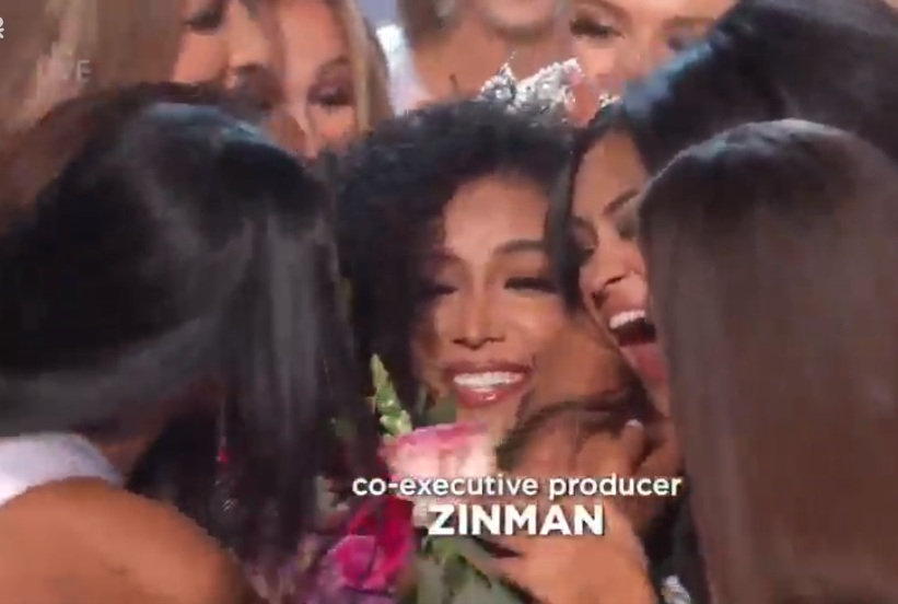 LIVE STREAM: MISS USA 2019 - UPDATES HERE! - Page 4 8181