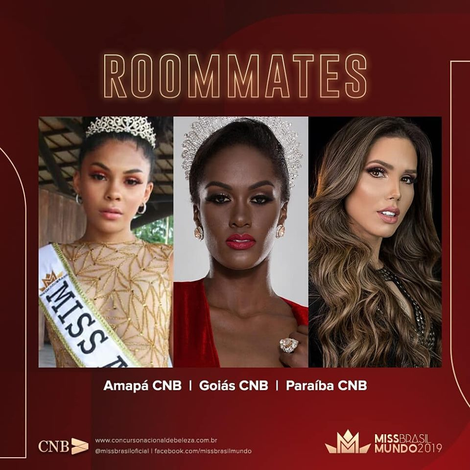 ROAD TO MISS BRASIL MUNDO 2019 is Espírito Santo 8327