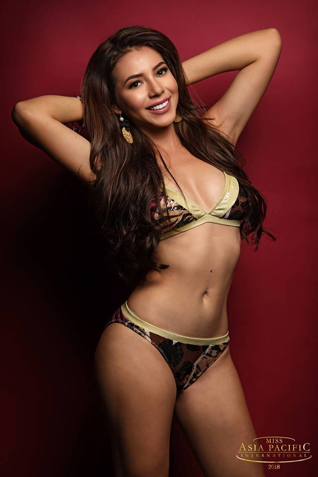 Miss Asia Pacific International 2018 is Sharifa Areef Mohammad Omar Akeel of the PHILIPPINES 878